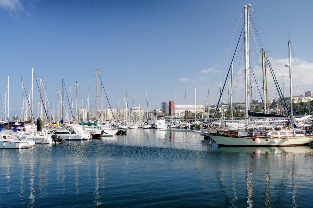 Muelle Deportivo de Las Palmas