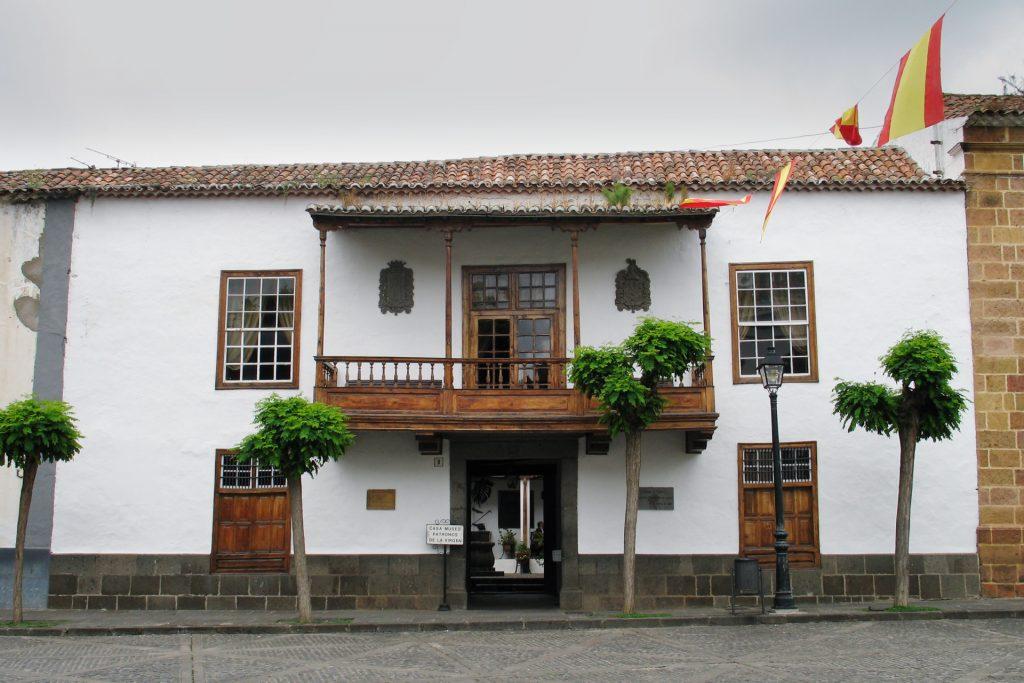 Casa Museo Patronos de la Virgen